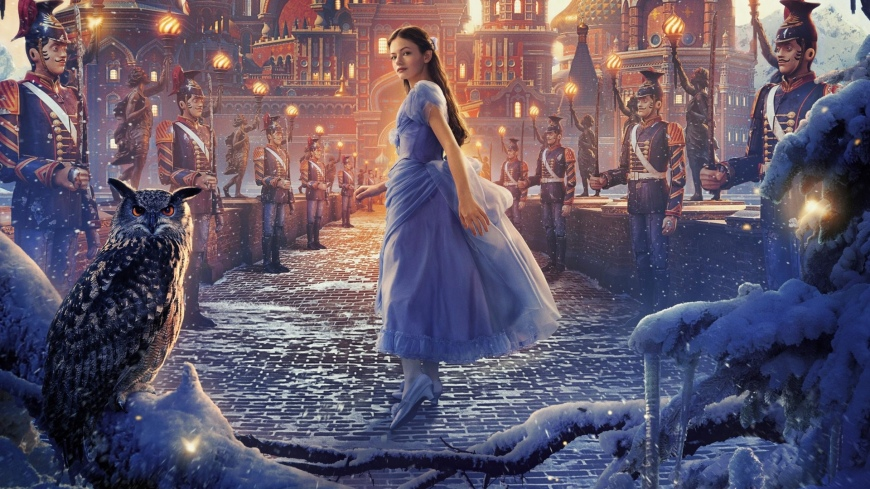 Image result for the nutcracker and the four realms photos