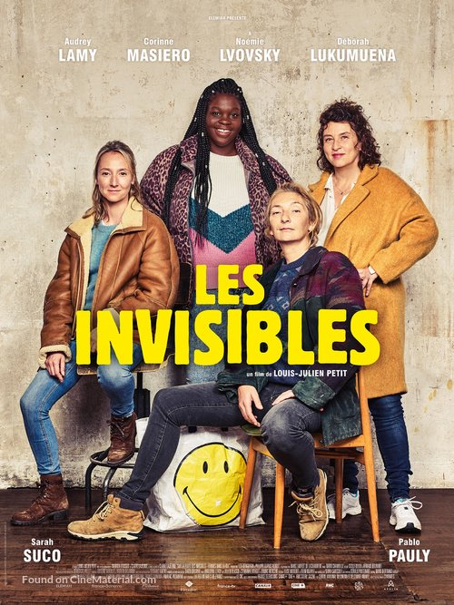 les-invisibles-french-movie-poster