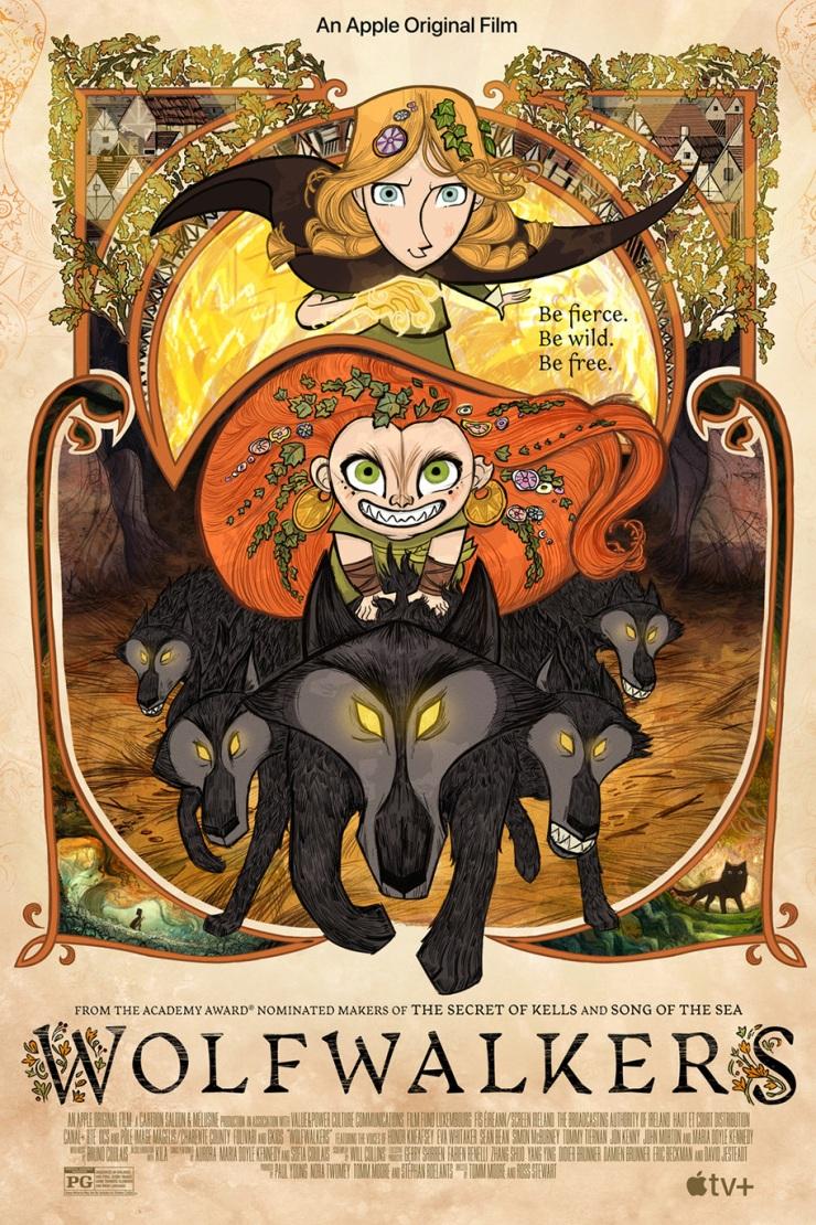 wolfwalkers-posters